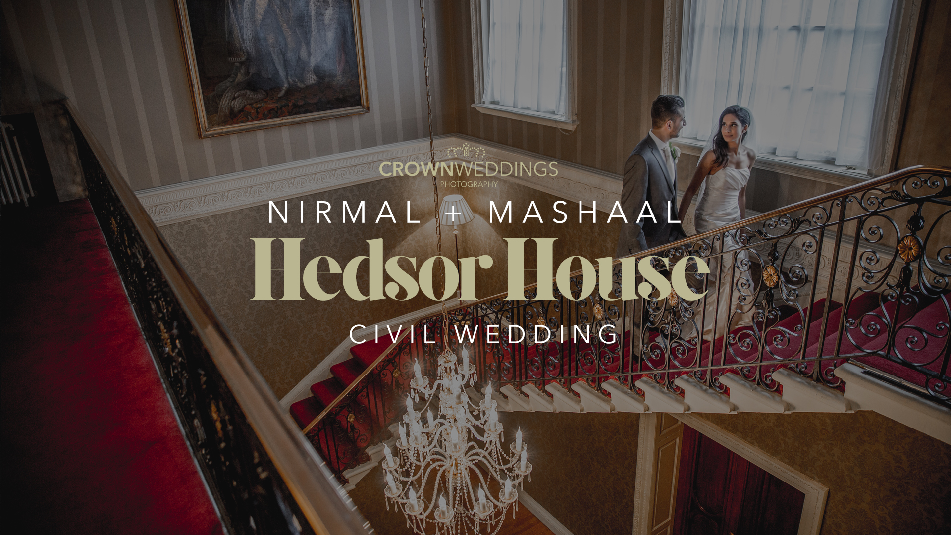 Asian Wedding at Hedsor House